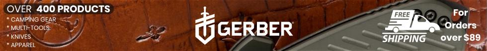 Gerber Banner